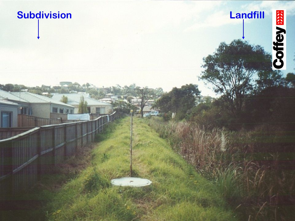 Subdivision Landfill ·
