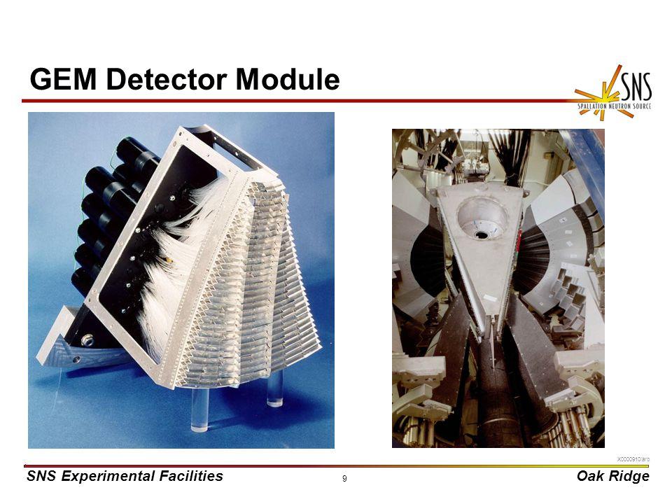 GEM Detector Module