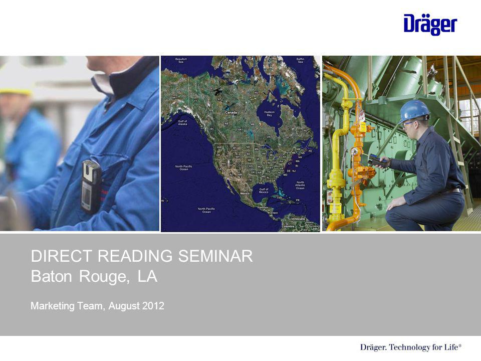 DIRECT READING SEMINAR Baton Rouge, LA