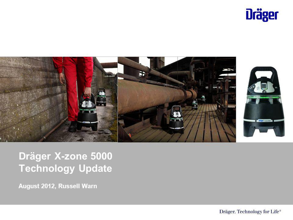 Dräger X-zone 5000 Technology Update