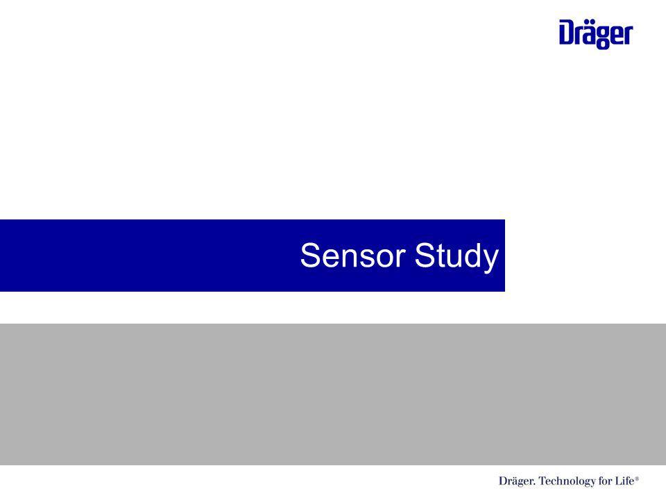 Sensor Study