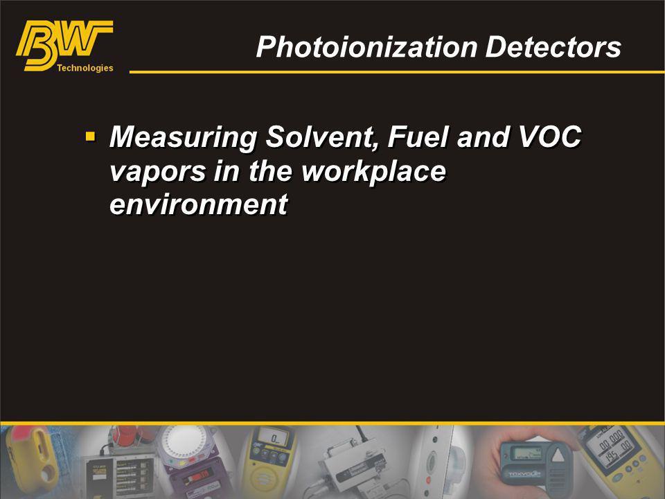 Photoionization Detectors
