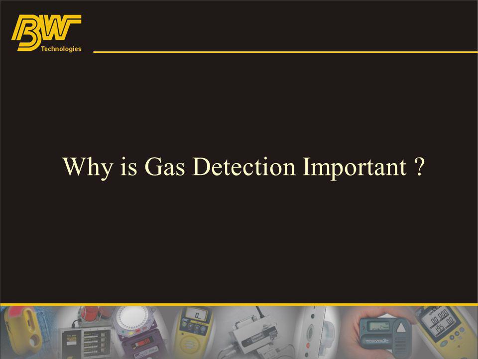 Why is Gas Detection Important