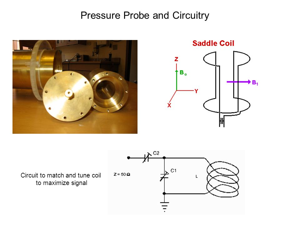 Pressure Probe and Circuitry