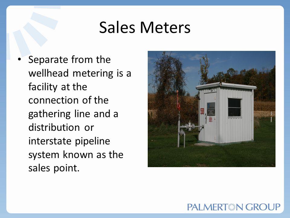 Sales Meters