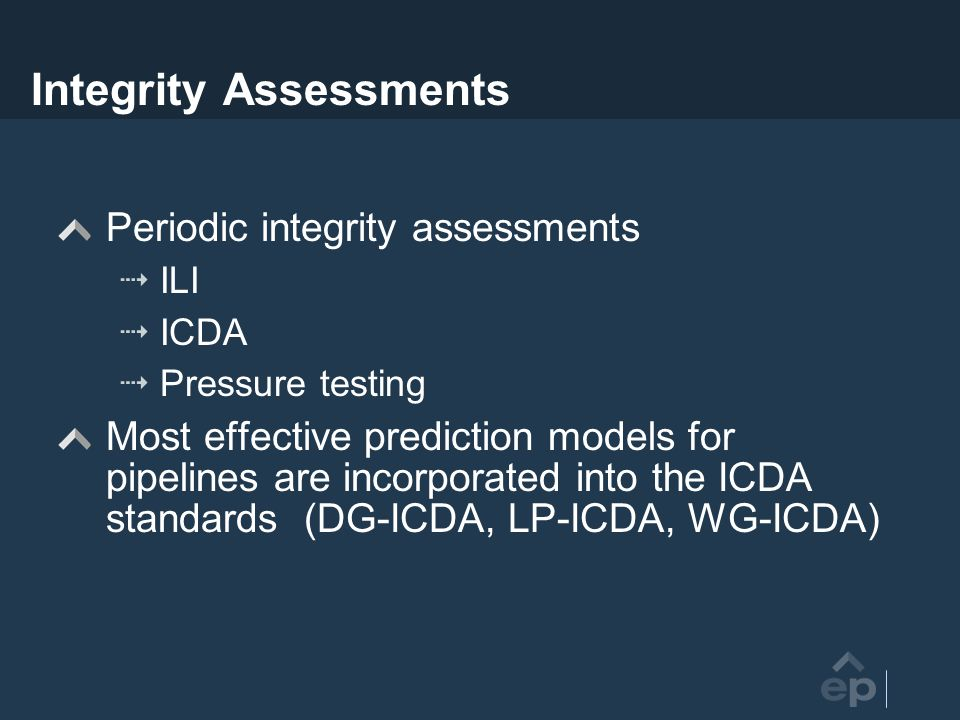 Integrity Assessments