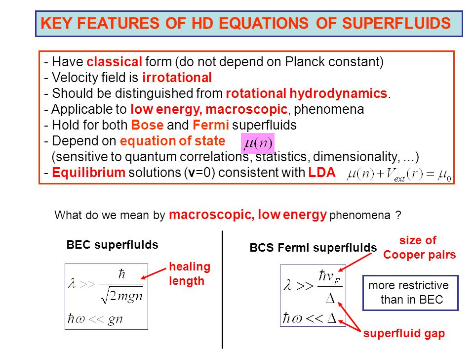What do we mean by macroscopic, low energy phenomena