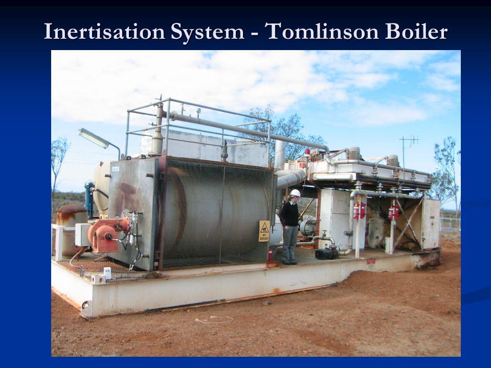 Inertisation System - Tomlinson Boiler