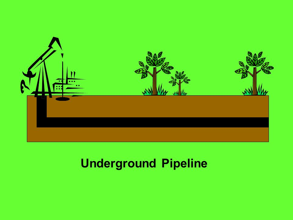 Underground Pipeline