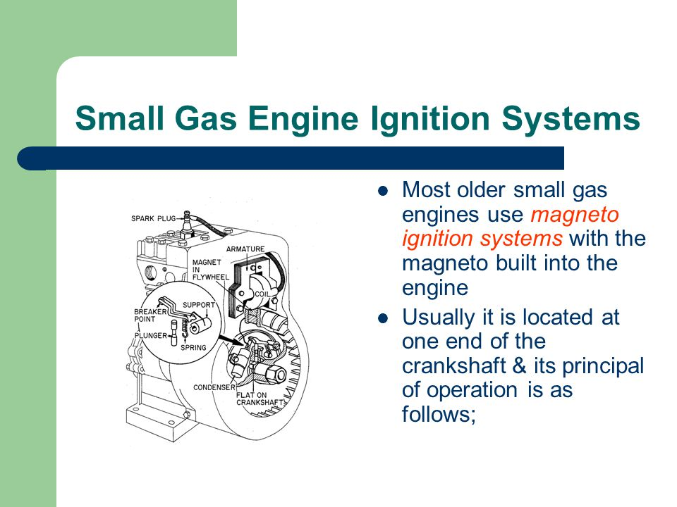 gasoline engine ignition coil diagram - schematic diagrams