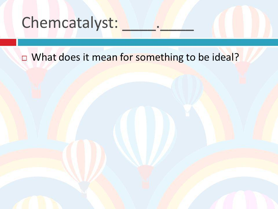 Chemcatalyst: ____.____