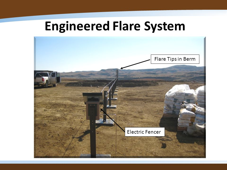 Engineered Flare System