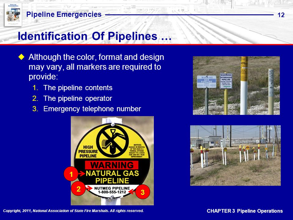 Identification Of Pipelines …