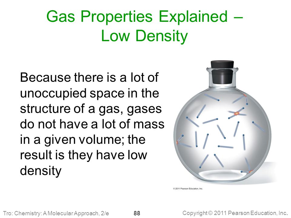 Gas Properties Explained – Low Density