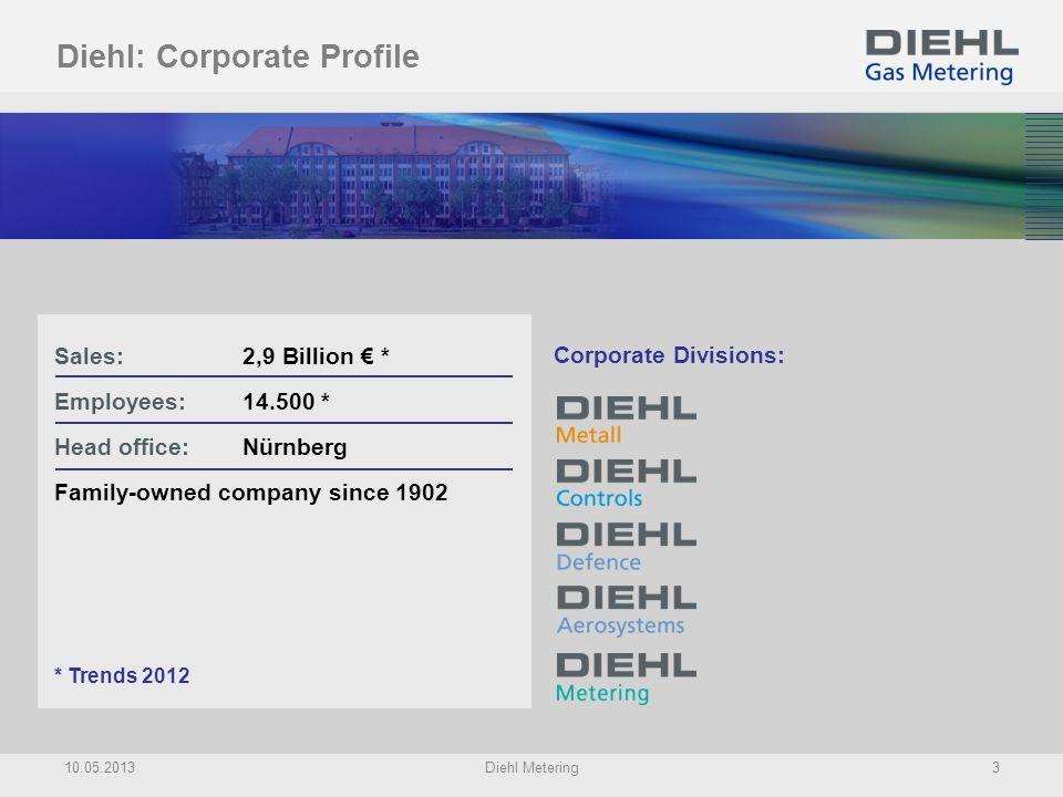 Diehl: Corporate Profile