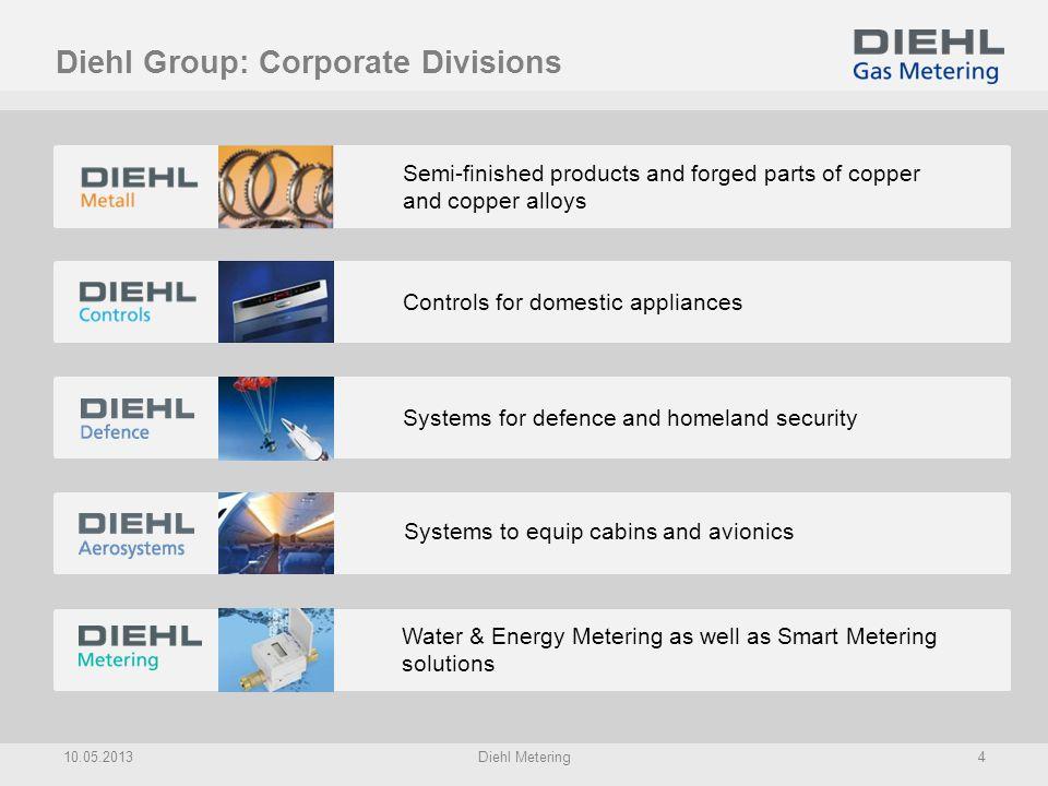 Diehl Group: Corporate Divisions