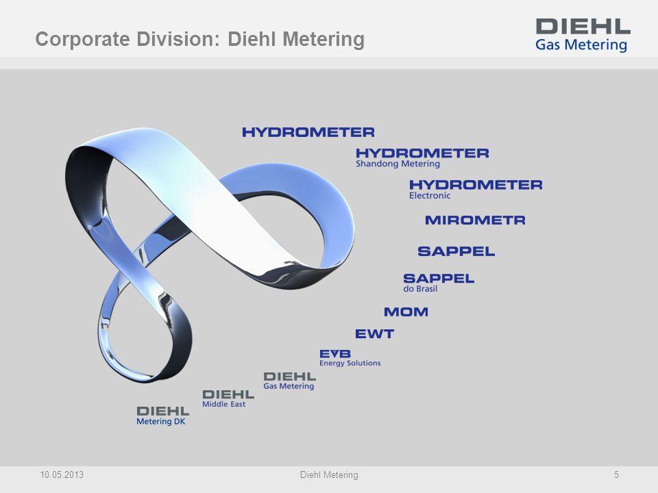 Corporate Division: Diehl Metering