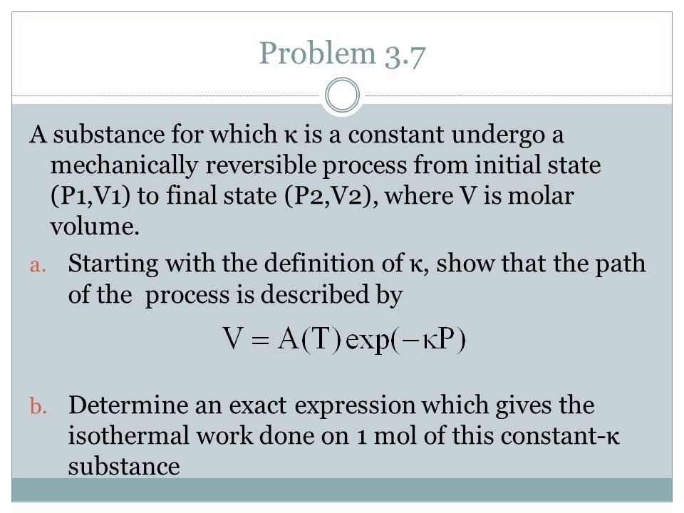 Problem 3.7