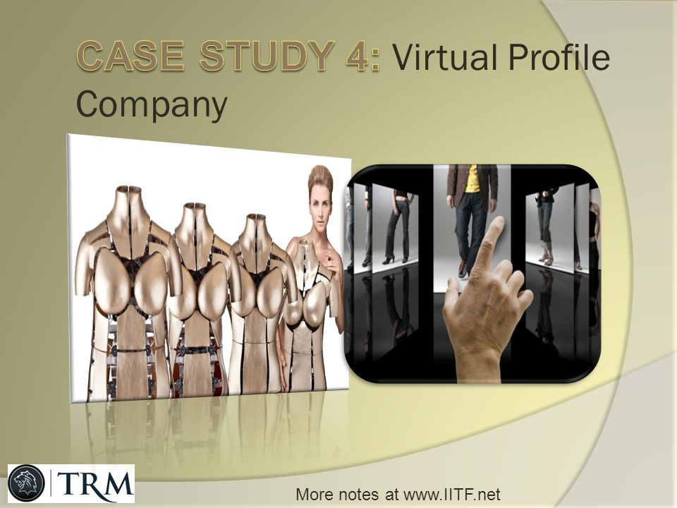 CASE STUDY 4: Virtual Profile Company