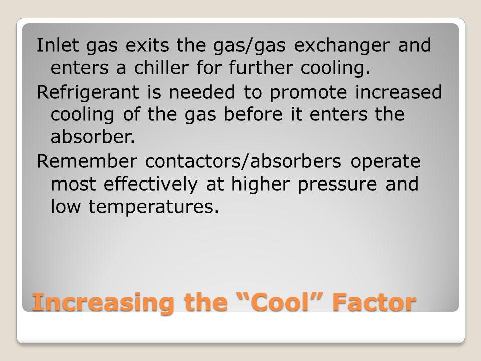 Increasing the Cool Factor