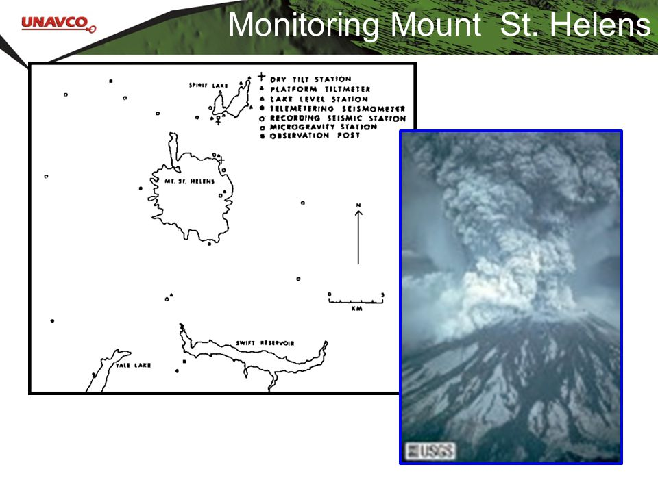 Monitoring Mount St. Helens