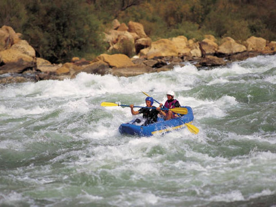 Real-World Application: Whitewater Rafting!