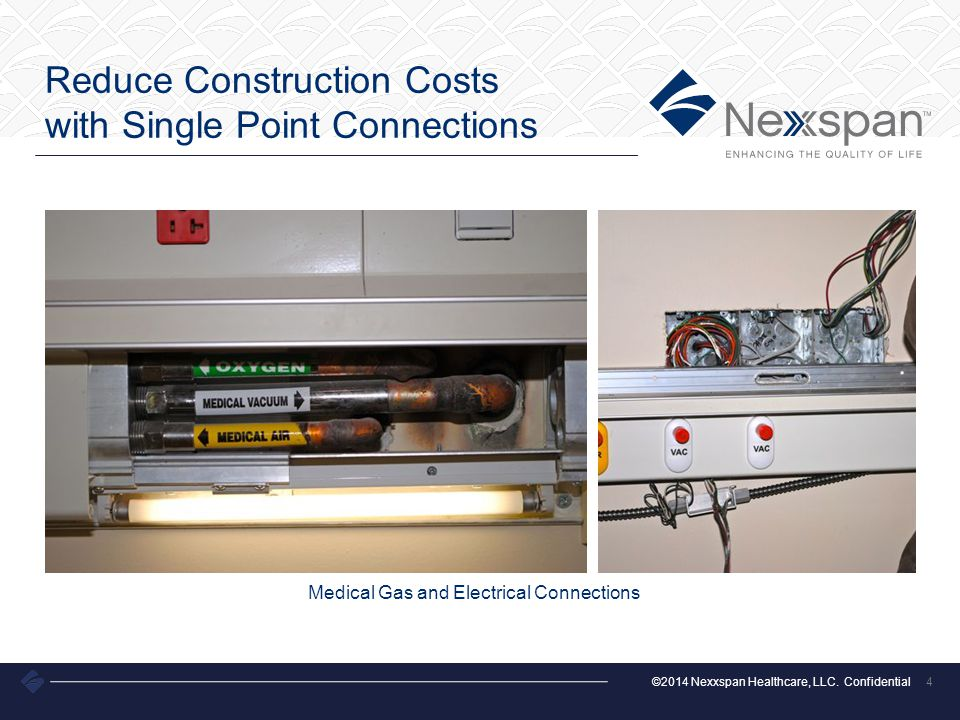 Reduce Construction Costs with Single Point Connections