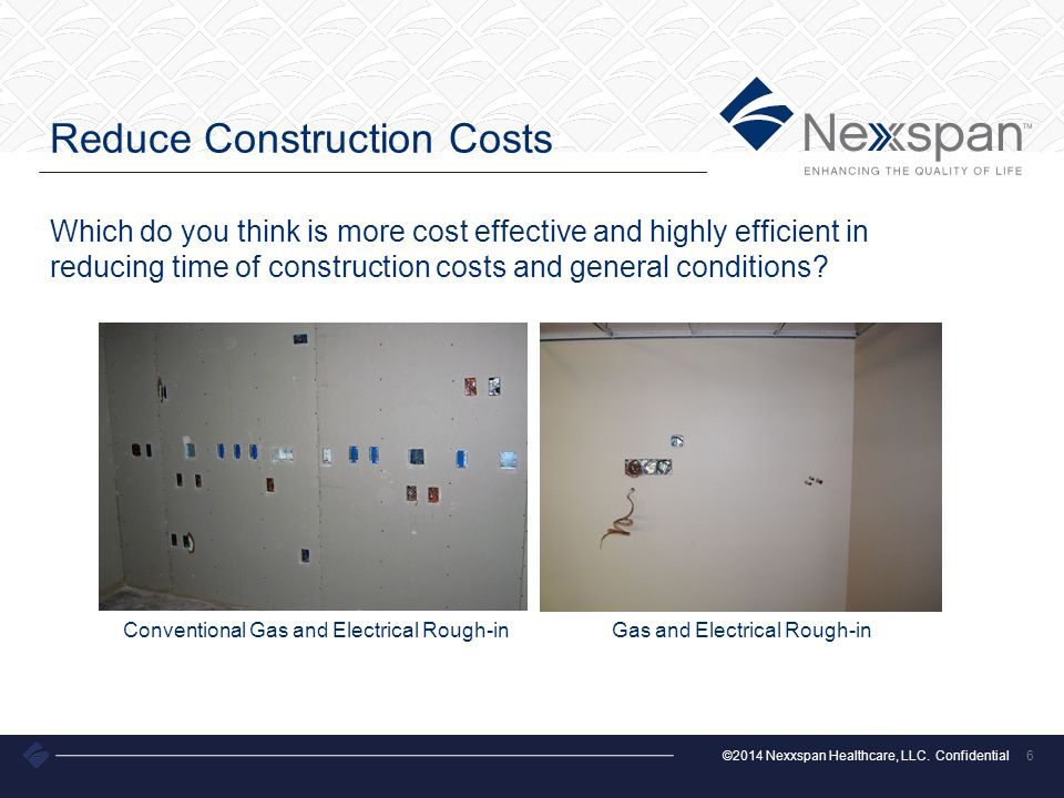Reduce Construction Costs