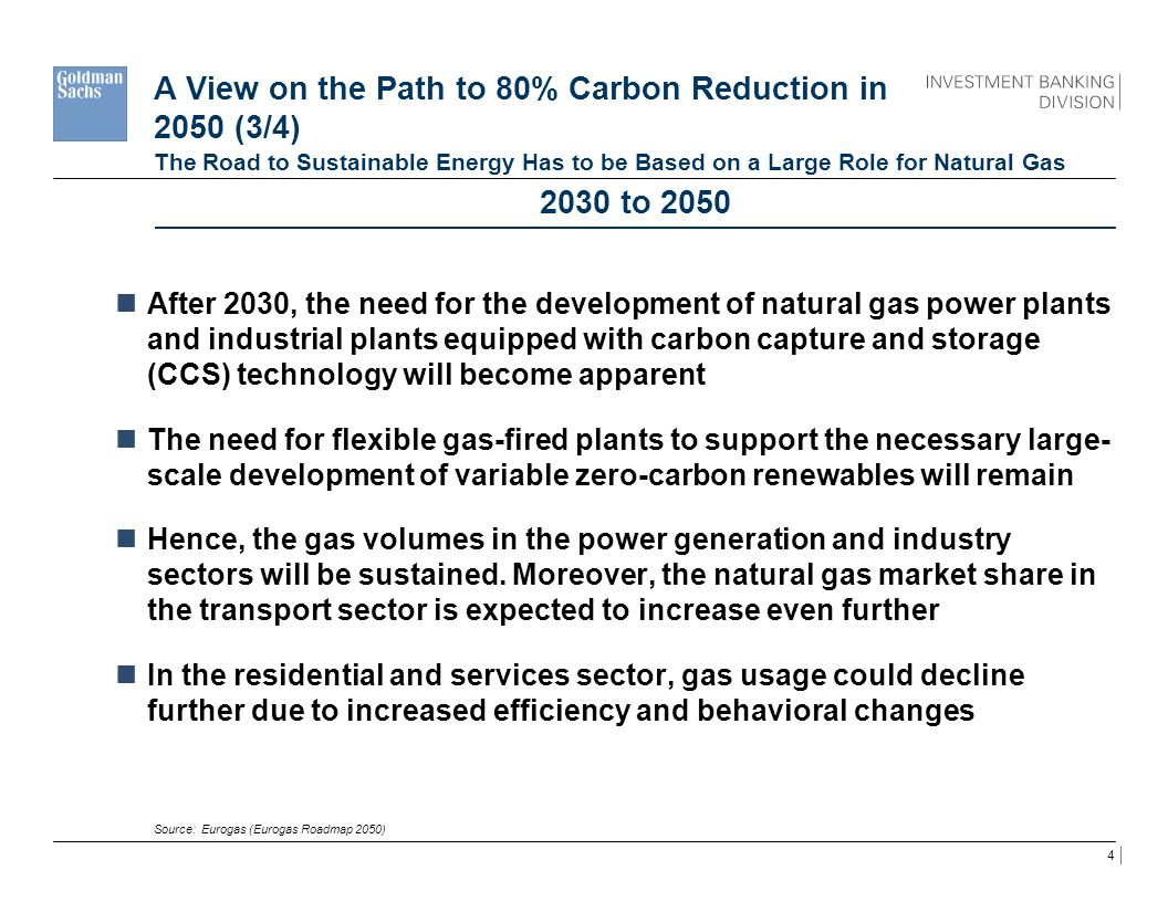 A View on the Path to 80% Carbon Reduction in 2050 (3/4)