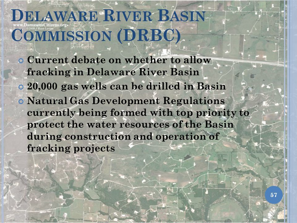Delaware River Basin Commission (DRBC)