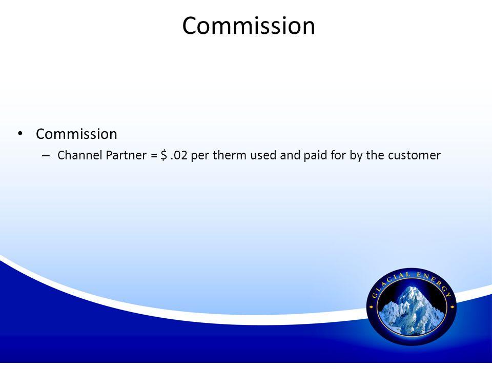 Commission Commission