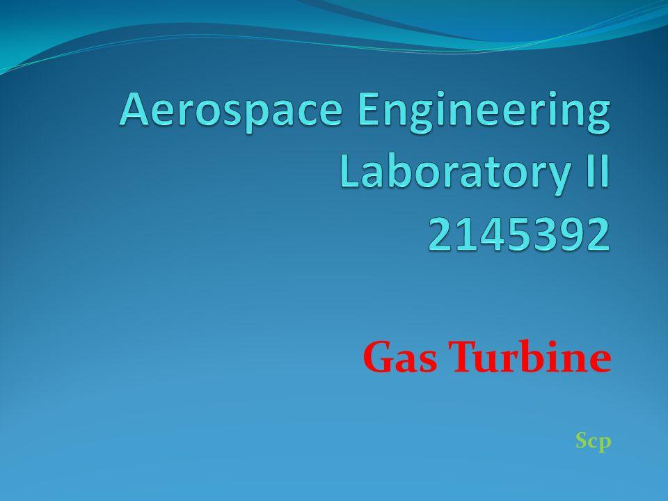 Aerospace Engineering Laboratory II 2145392
