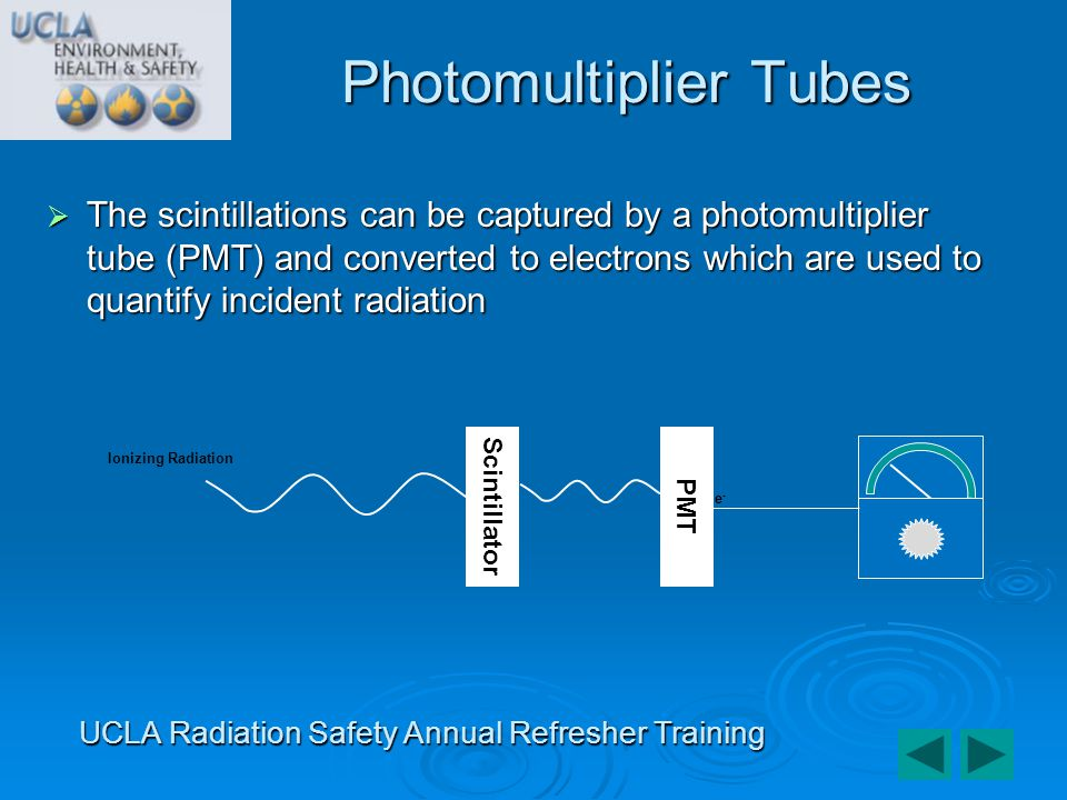 Photomultiplier Tubes