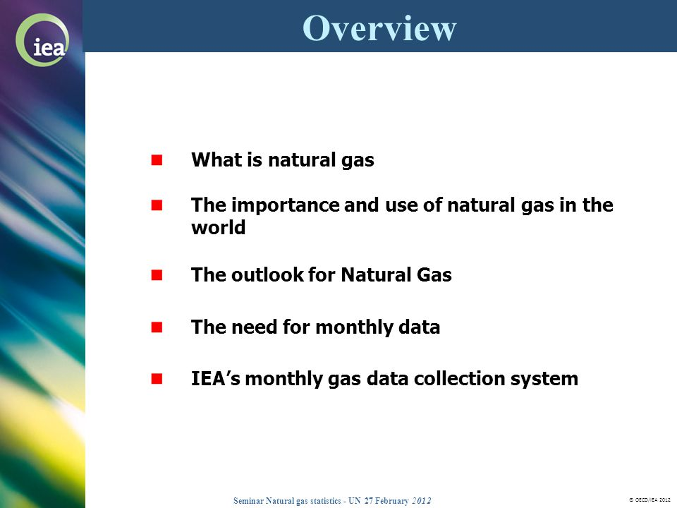 Overview What is natural gas