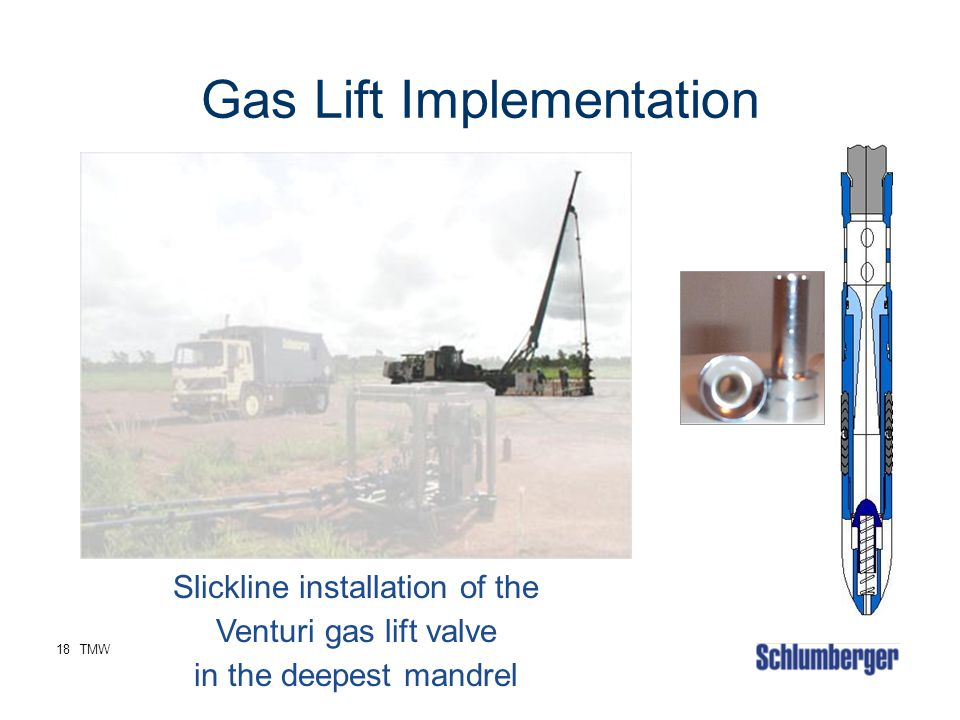 Gas Lift Implementation
