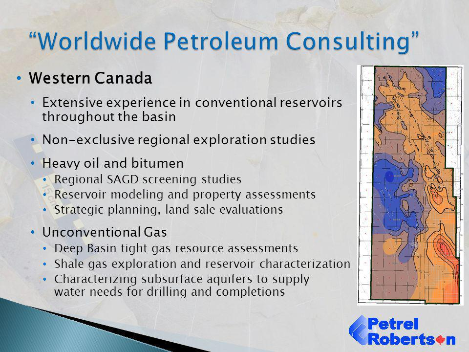 Worldwide Petroleum Consulting