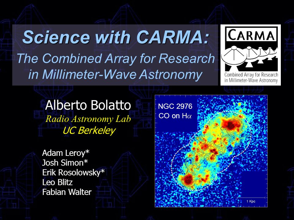 The Combined Array for Research in Millimeter-Wave Astronomy