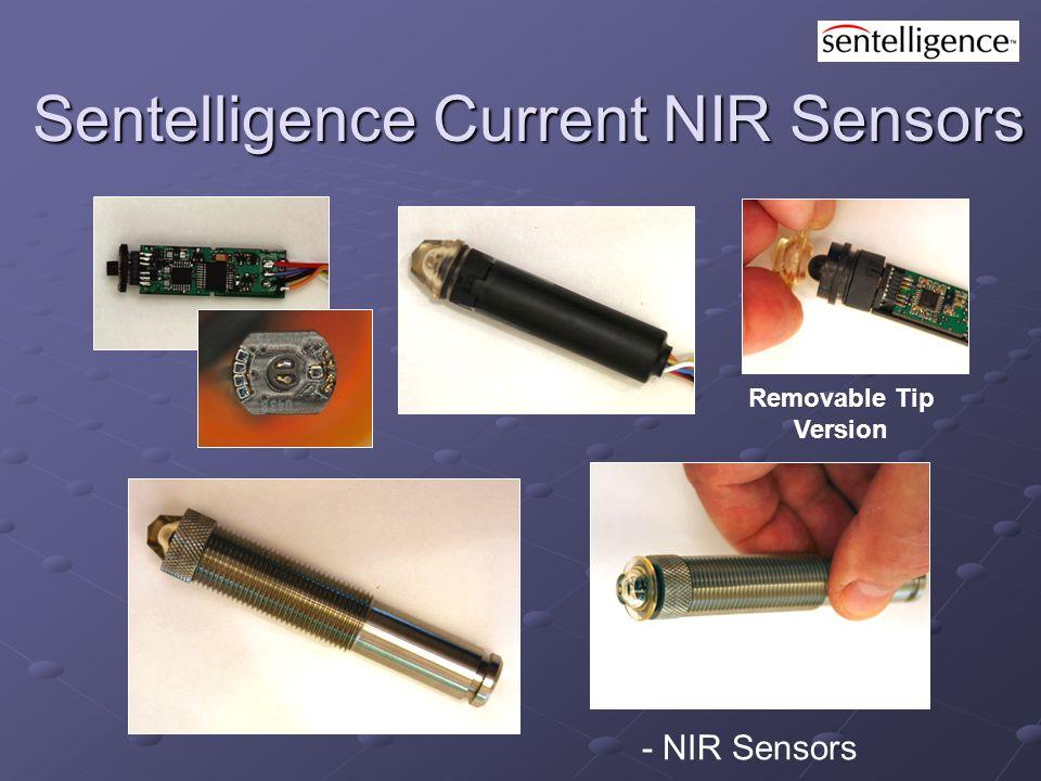 Sentelligence Current NIR Sensors