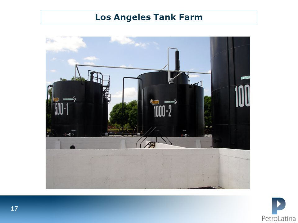 Los Angeles Tank Farm