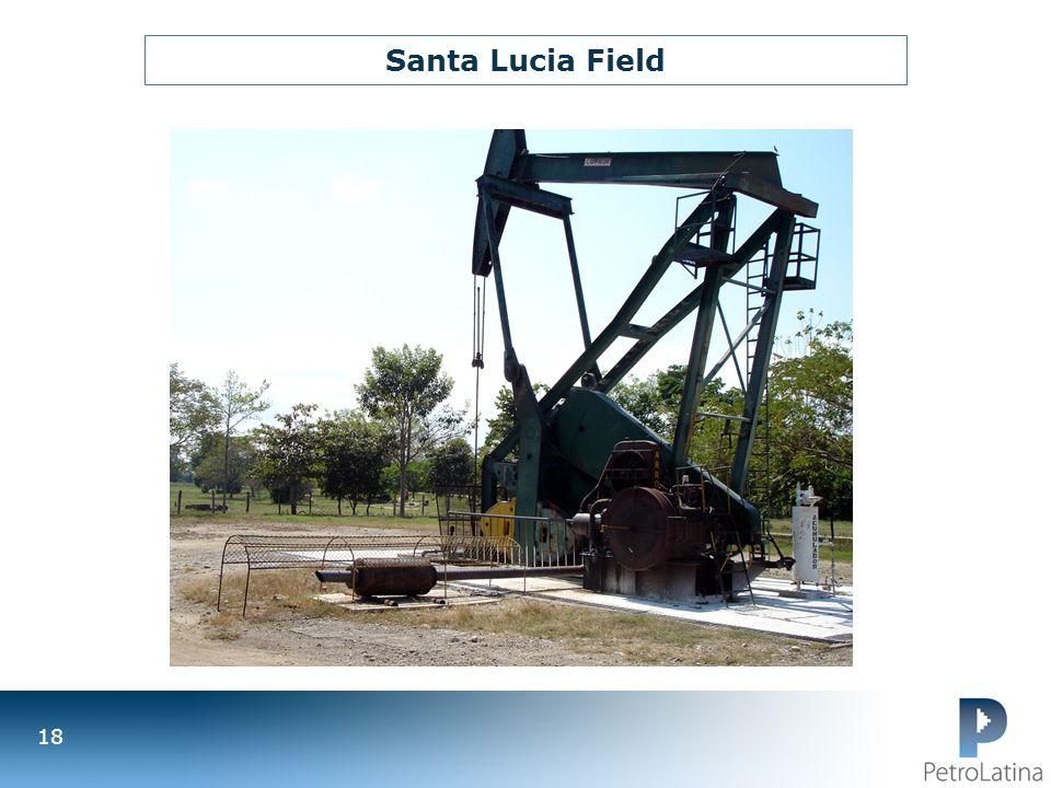 Santa Lucia Field
