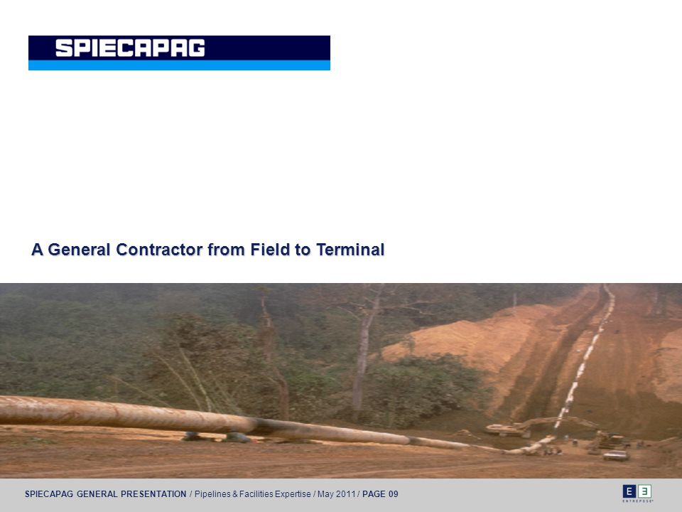 A General Contractor from Field to Terminal
