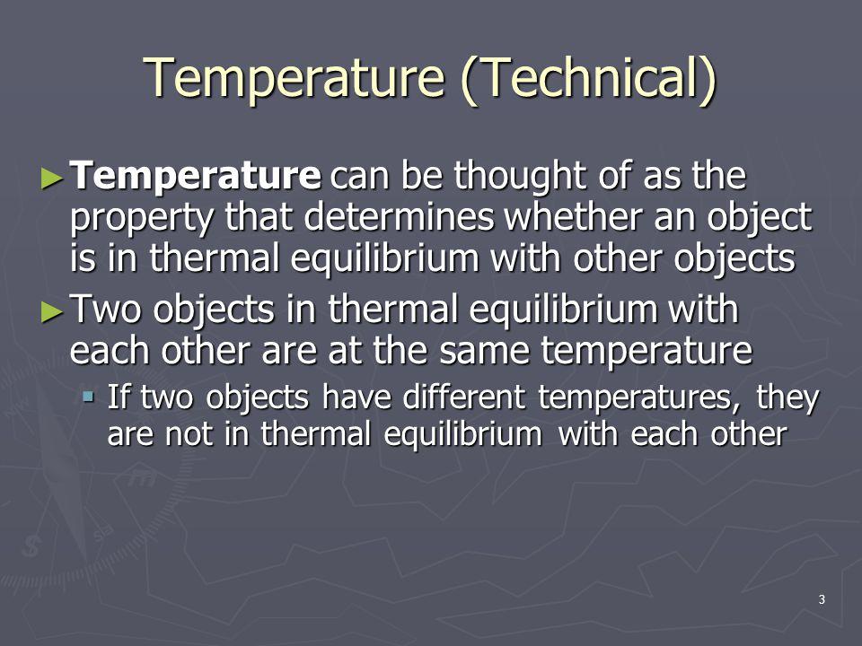 Temperature (Technical)