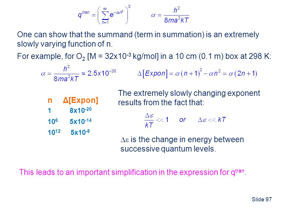 One can show that the summand (term in summation) is an extremely
