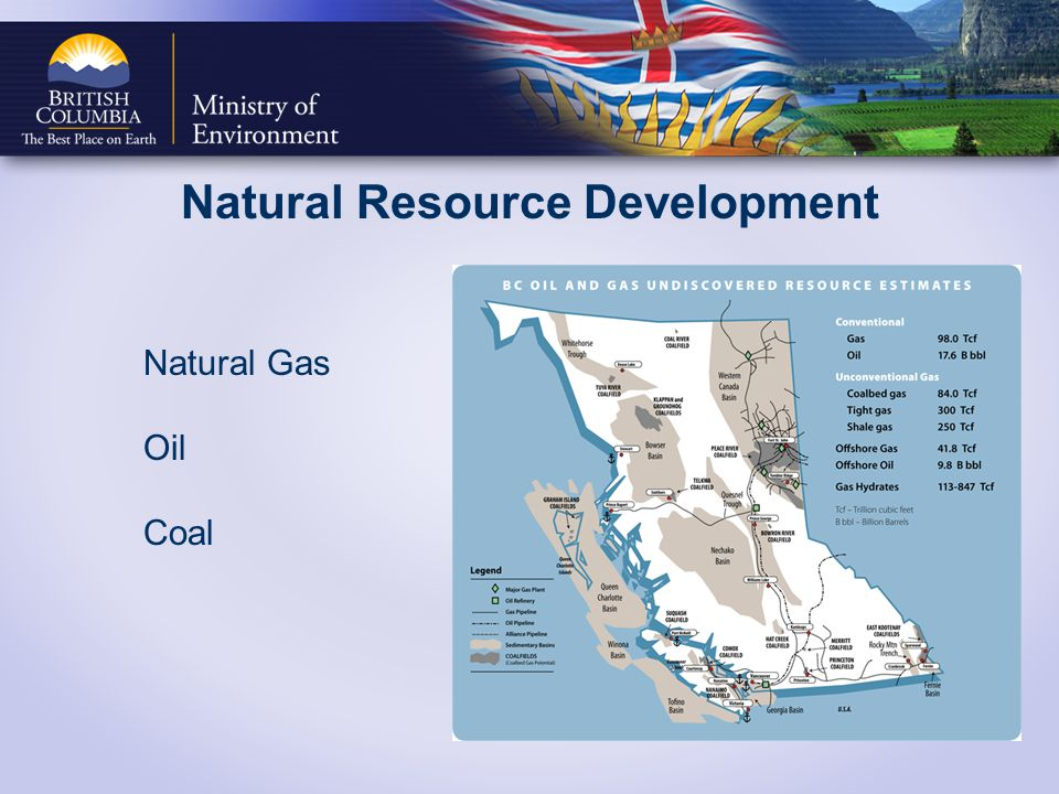 Natural Resource Development