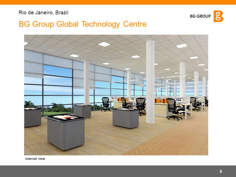 BG Group Global Technology Centre