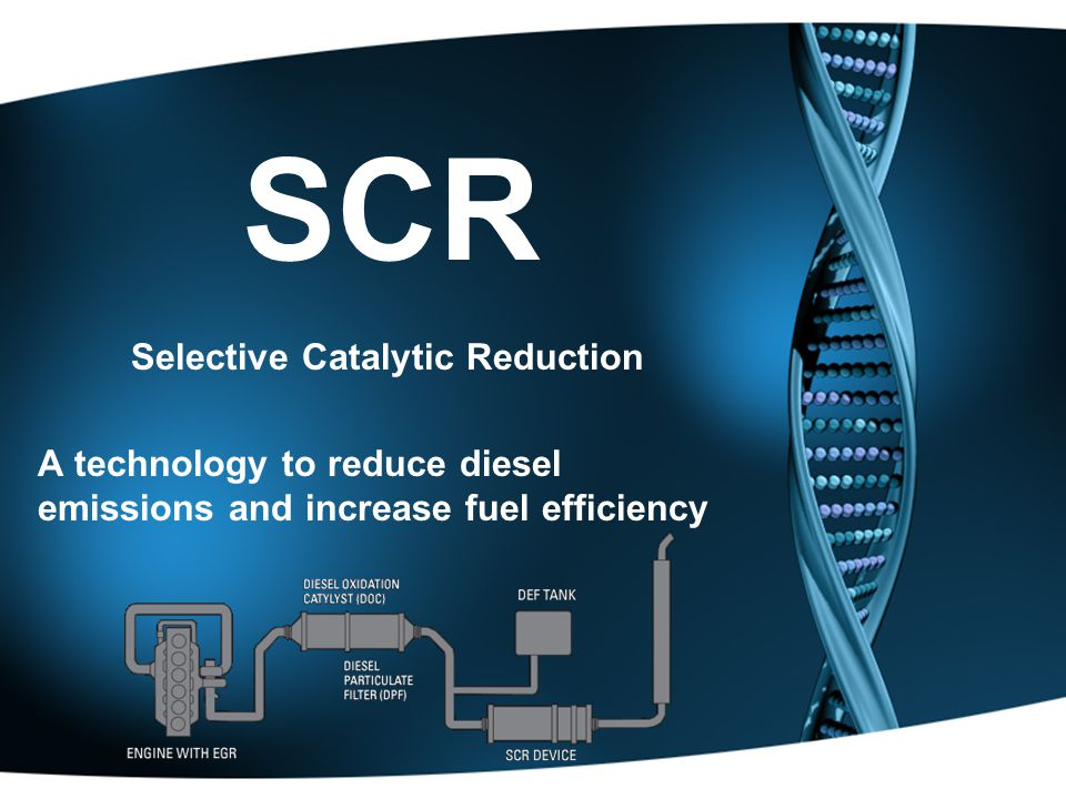 Selective Catalytic Reduction