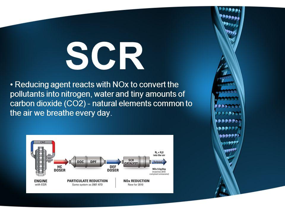 Rate of conversion of nitrogen oxide nox into nitrogen