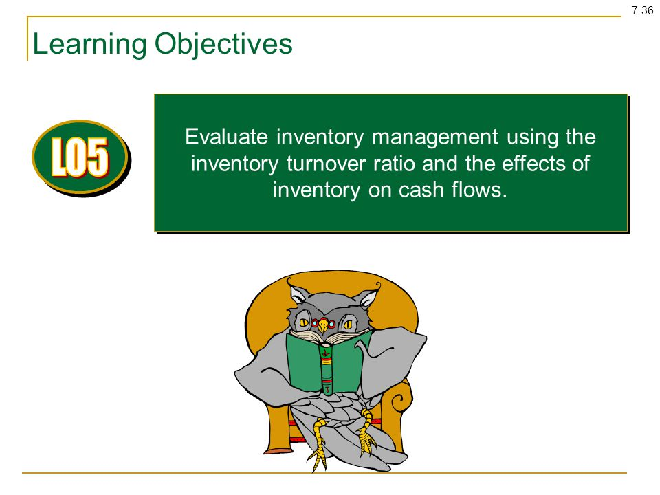 LO5 Learning Objectives