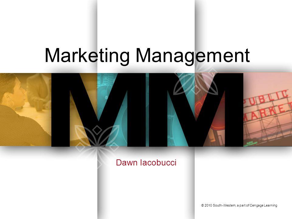 Marketing Management Dawn Iacobucci