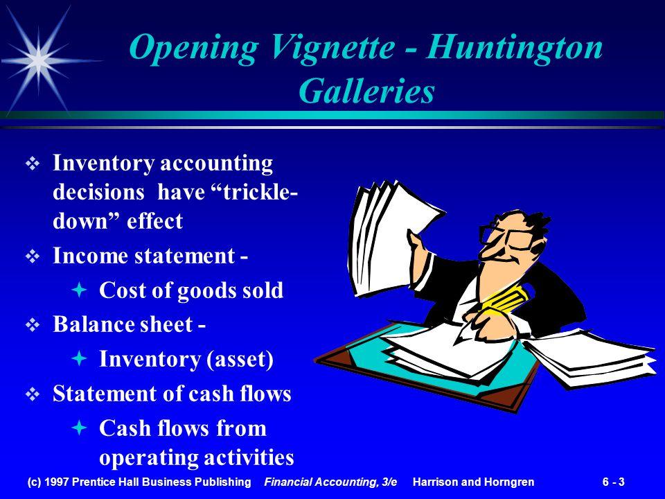Opening Vignette - Huntington Galleries